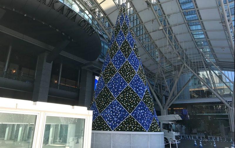 博多駅クリスマスマーケット2019の出店内容は?