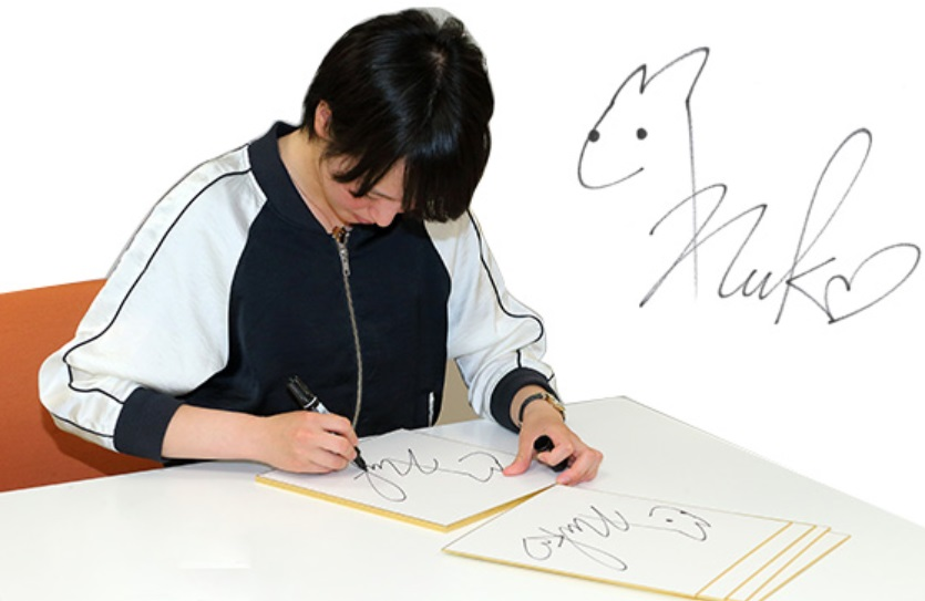 藤田菜七子騎手のサインのもらい方!ポジション取りが大切って本当?